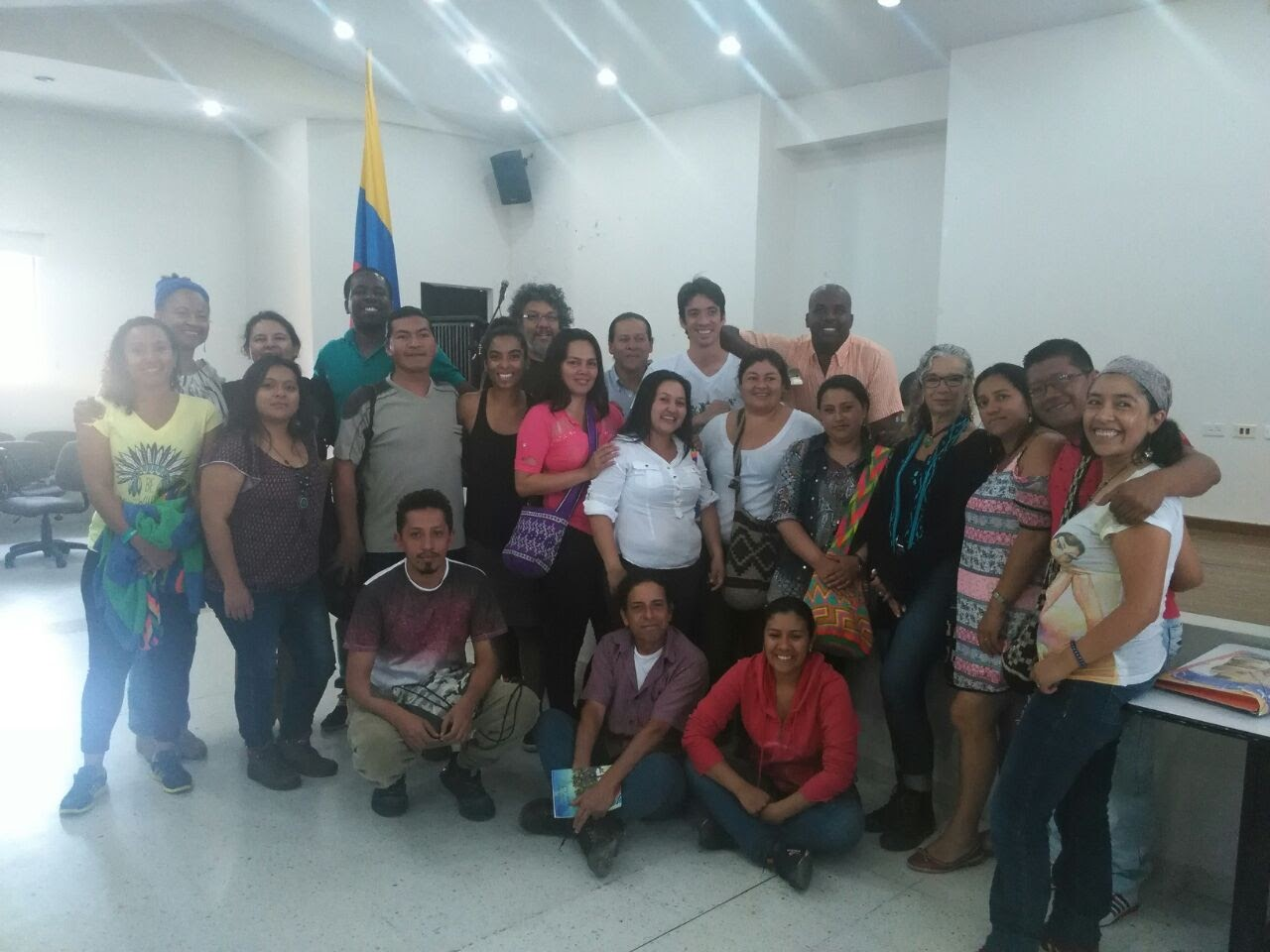 Universidad del Cauca, Popayán, Colombia - 2017.