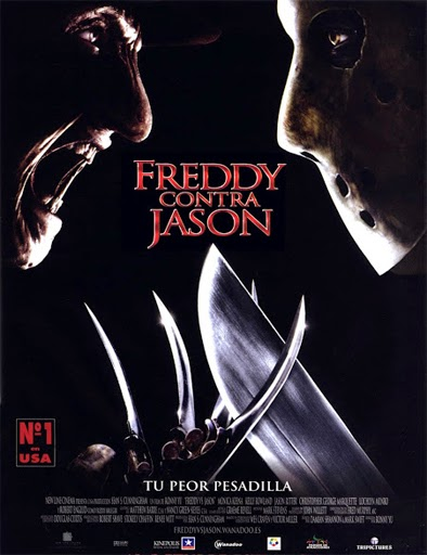 Ver Freddy vs Jason (2003) Online