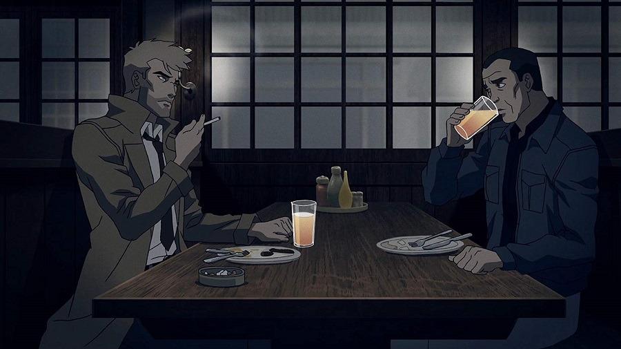 DC Constantine - Cidade dos Demônios Torrent