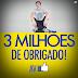 Página de André Valadão no Facebook ultrapassa 3 milhões de fãs