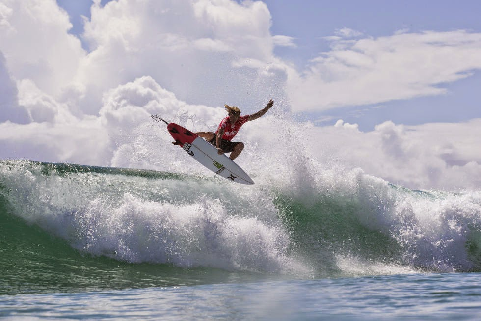 39 Quiksilver Pro Gold Coast 2015 John John Florence Foto WSL Kelly Cestari