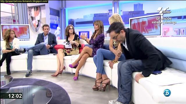 Beatriz Cortazar piernas
