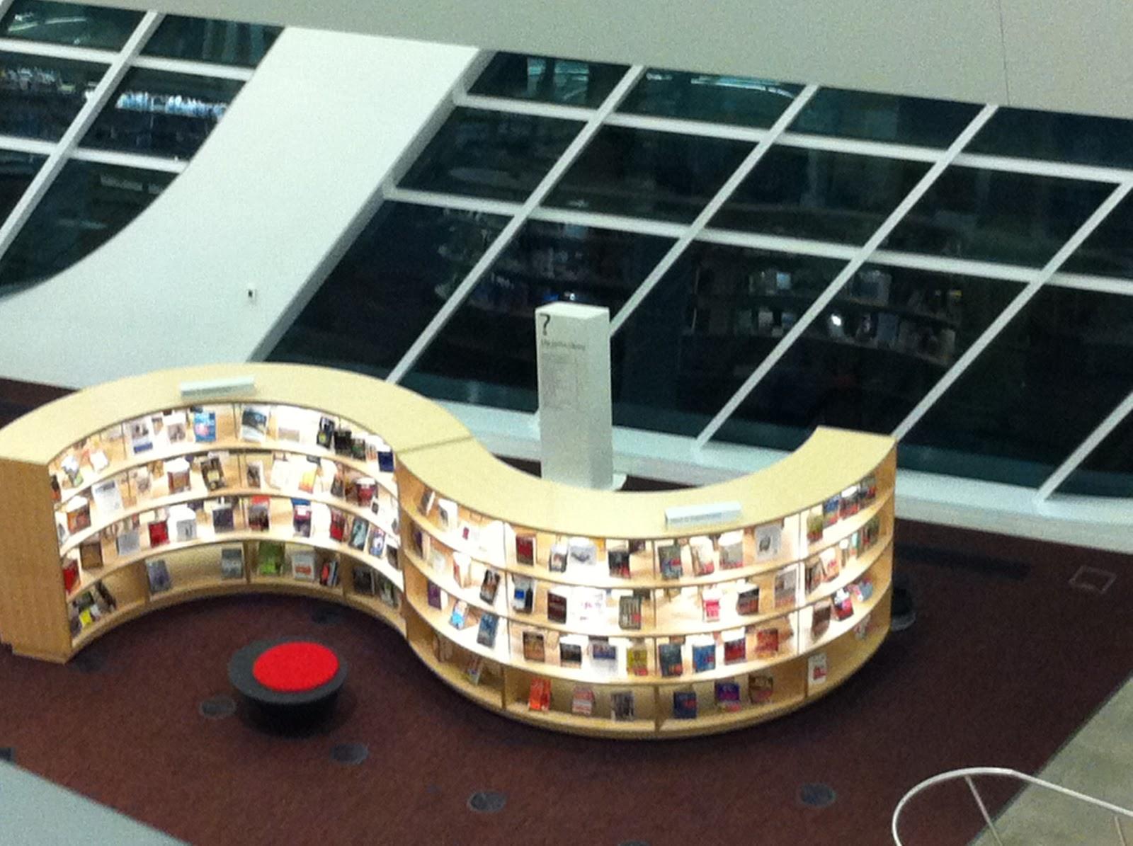 Innovative Library Classroom : Allan s catalogue november