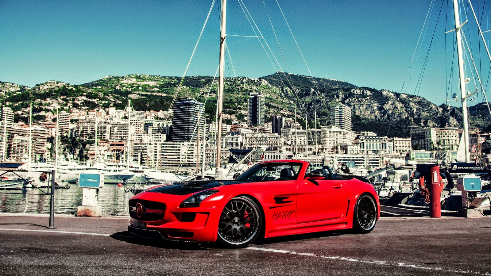 Mercedes w210 tuning 2 tuning cars - Sls Roadster