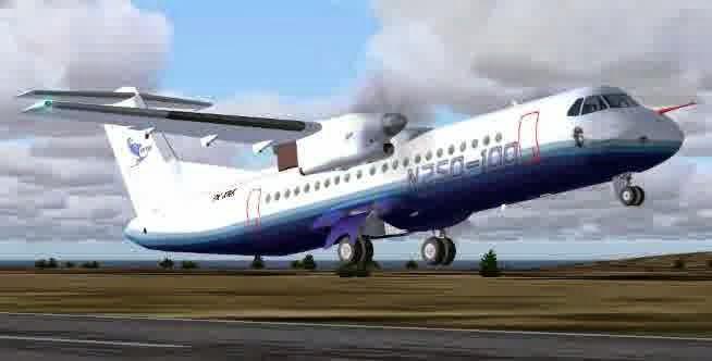 Habibie Produksi Pesawat Baru R80