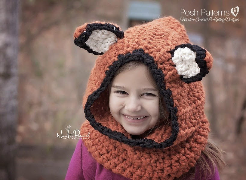 Posh Patterns Easy Crochet Patterns and Knitting Patterns: New ...
