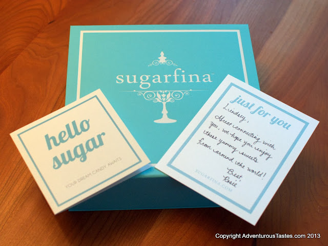 Sugarfina packaging