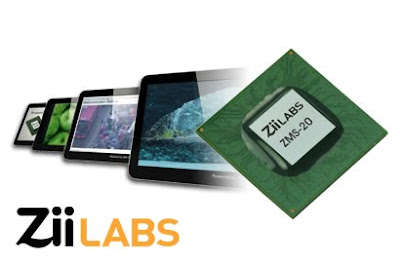 ZiiLABS annuncia 2 nuove CPU ottimizzate per Honeycomb