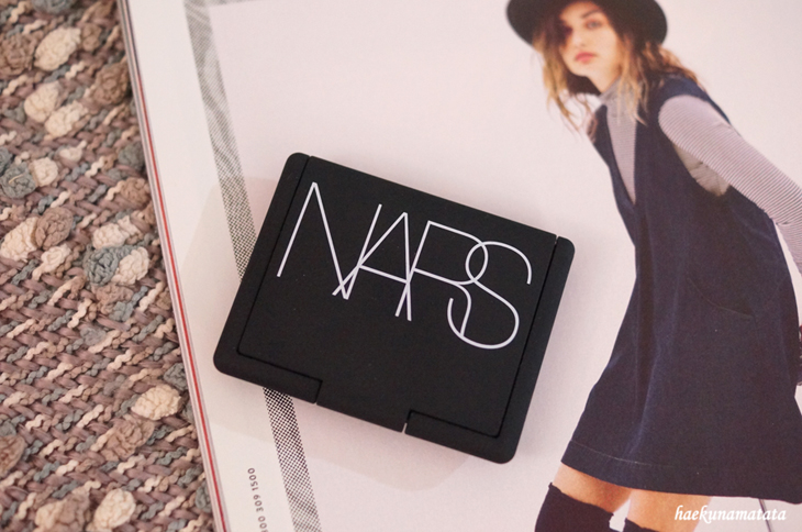 NARS Isolde Duo Eyeshadow Swatch, Review & FOTD