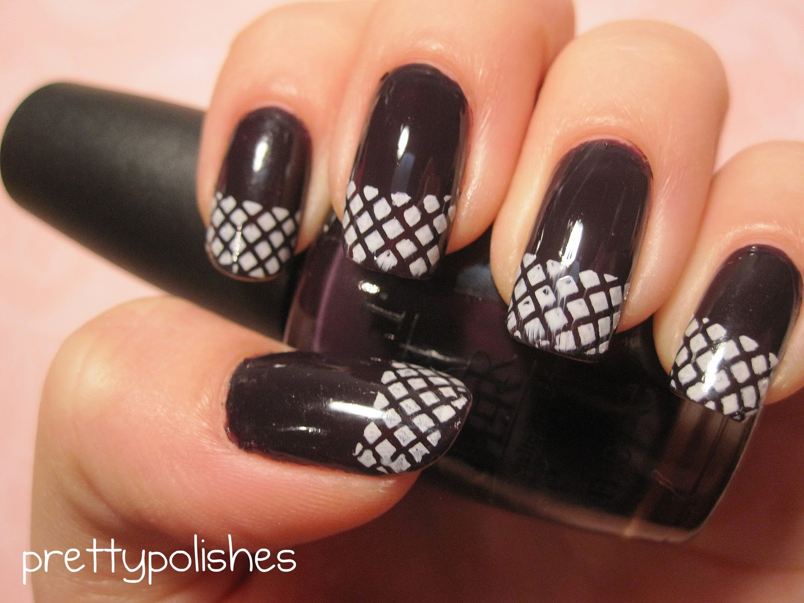 The Excellent Dark purple nail designs Digital Imagery