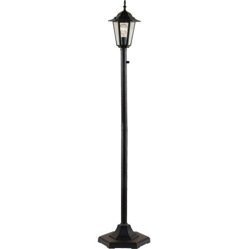 outdoor light pole garden solar power light pole