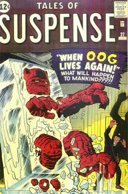 Tales of Suspense #27, Oog
