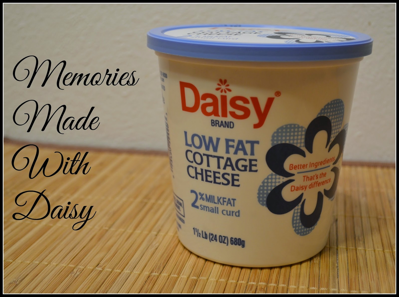 Daisy difference, Daisy Brand Cottage Cheese, Cottage Cheese pairings, Healthy Cottage Cheese, Cottage cheese snacks, Cottage cheese recipes