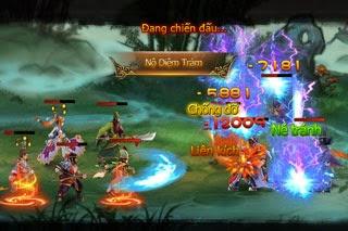 Game Thánh Tướng Online - Loạn Thế Tam Quốc
