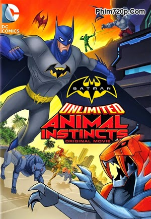 Batman Unlimited: Animal Instincts 2015 poster
