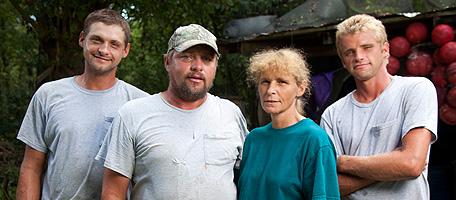 Willie Edwards Swamp People Cast