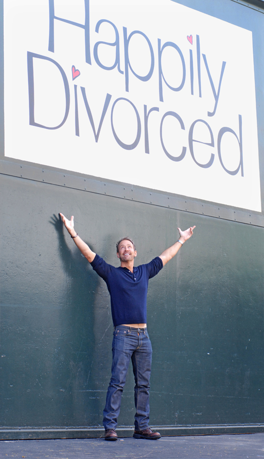 Peter Marc Jacobson Boyfriend