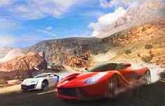 Download Game Asphalt 8: Airborne for Android, iOS, and Java Gratis