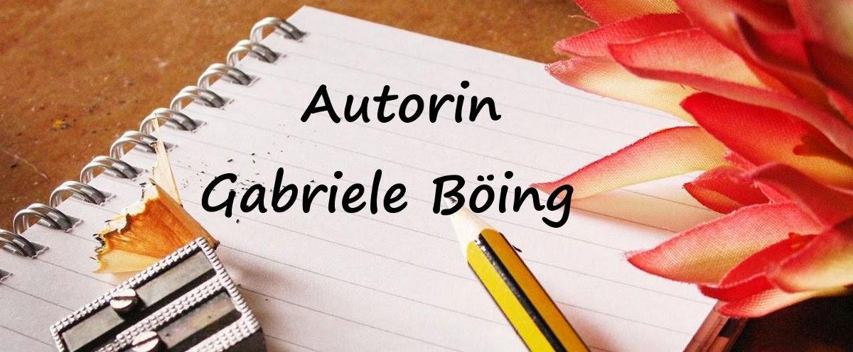 Autorin Gabriele Böing
