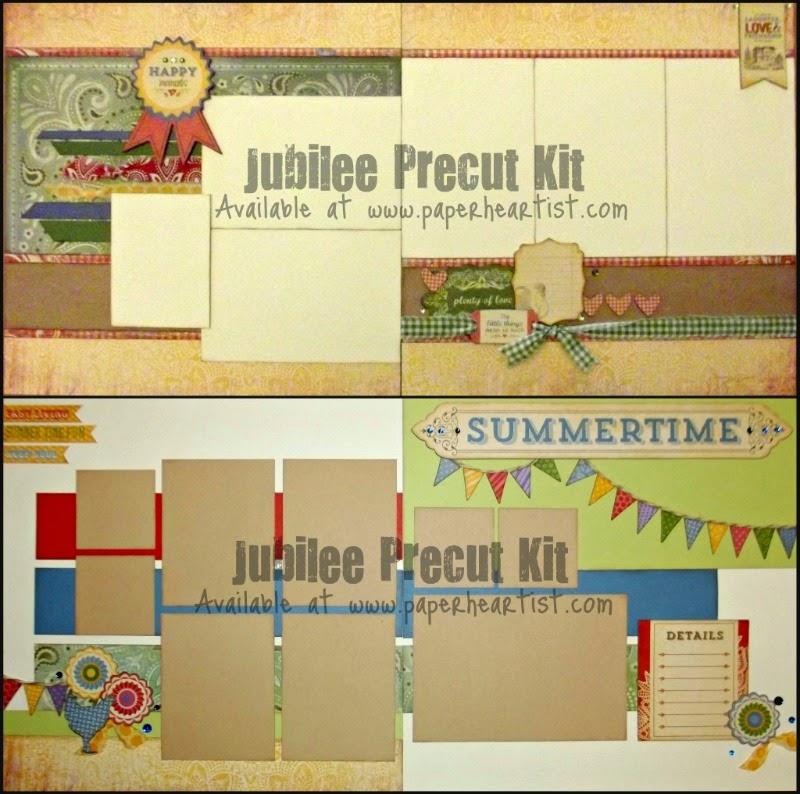 Jubilee Precut Kit