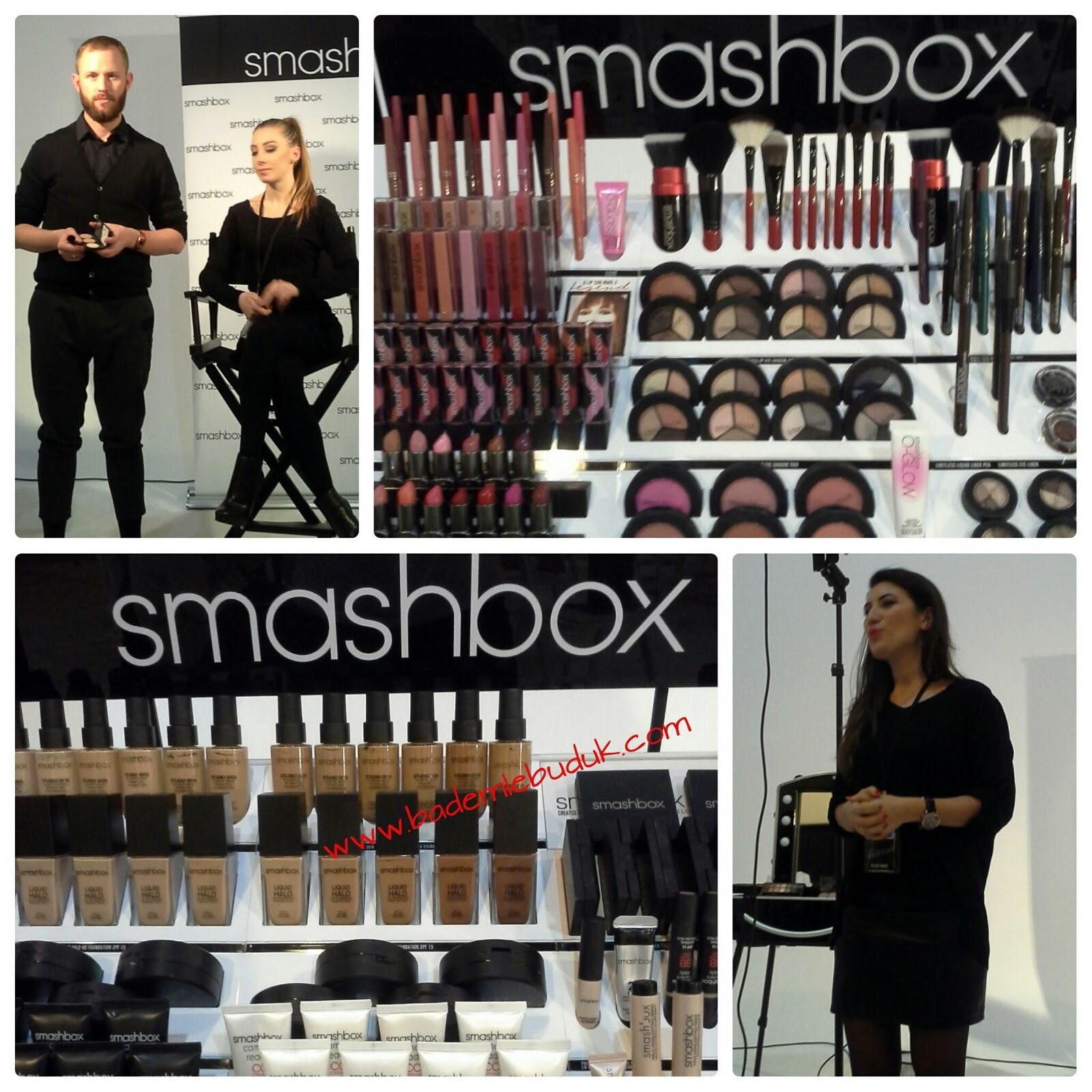 Smashbox ürünleri