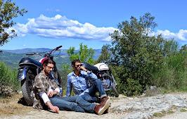 HardSun - Haute Provence, France - Chris & Vince