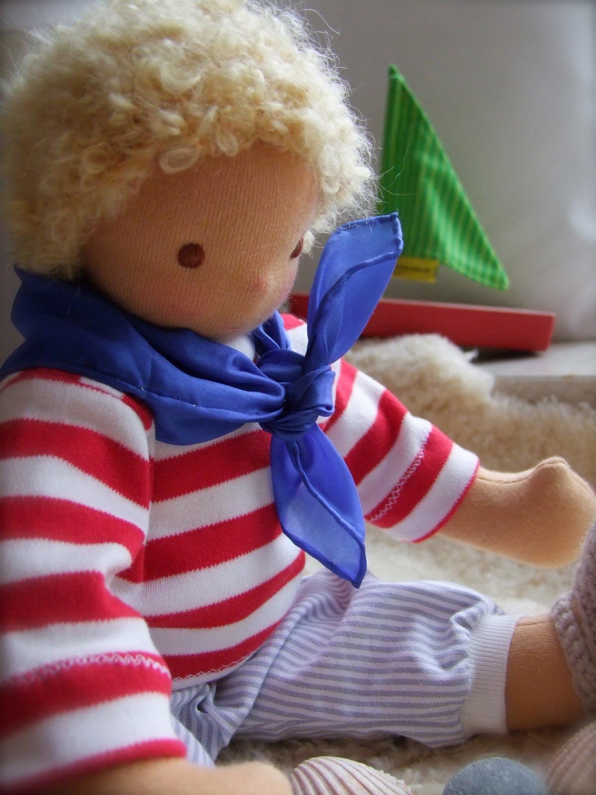 Puppen mit Herz...