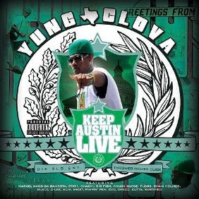 "download Yung Clova's ""Keep Austin Live"""