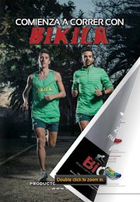 Catálogo Bikila