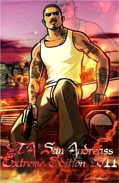 Download GTA San Andreas Extreme Edition 2011 Full