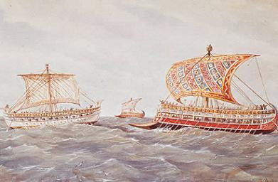 Tarsis, Tartessos, plata, barcos fenicios