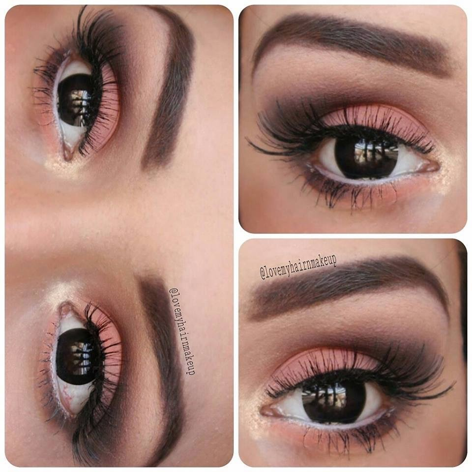 Smokey eyes tutorial for Indian women