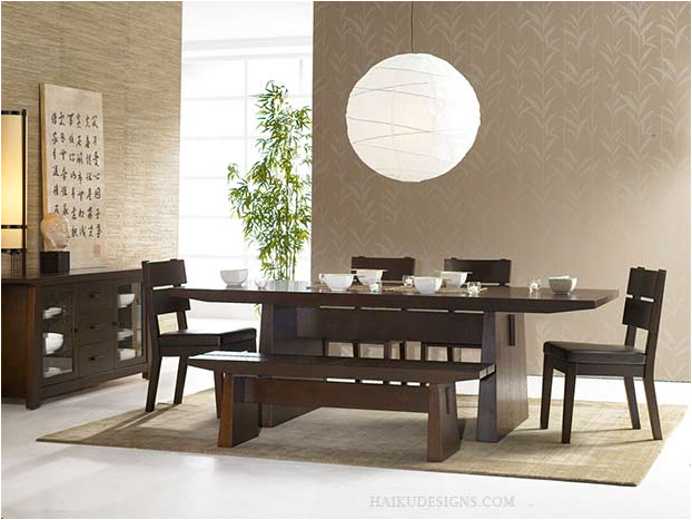Modern dining room design ideas room design inspirations for Modern dining room design photos