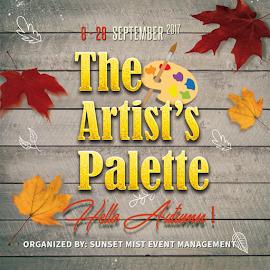 The Artist's Palette Event