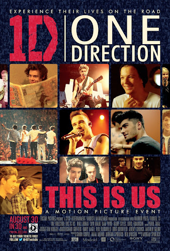One Direction: This is us (BRRip HD Extended Inglés Subtitulada)