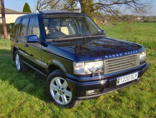 land rover range rover p38a 2000 owner 39 s handbook manual. Black Bedroom Furniture Sets. Home Design Ideas