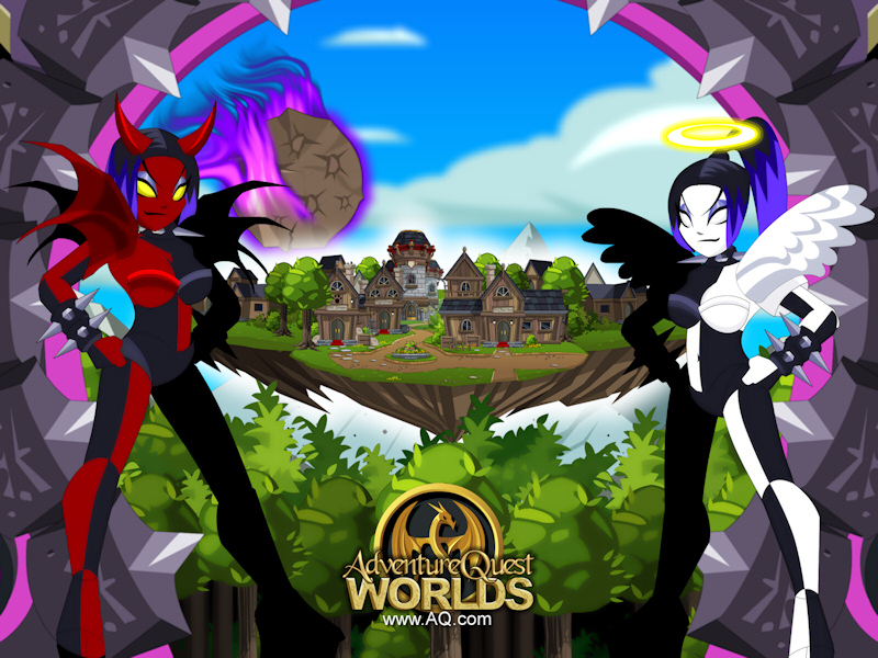 AQWorlds hack cheat
