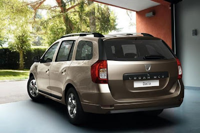 Nowa Dacia Logan MCV