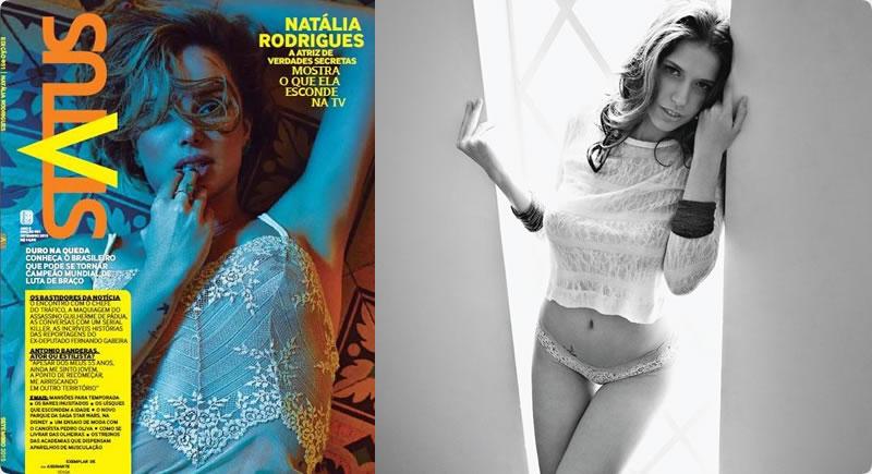Revista Status – Nathalia Rodrigues