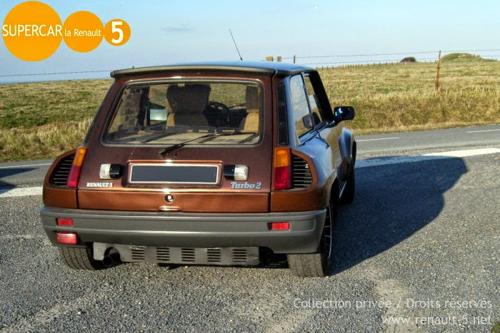 blog tout sur la renault 5 renault 5 turbo 2. Black Bedroom Furniture Sets. Home Design Ideas