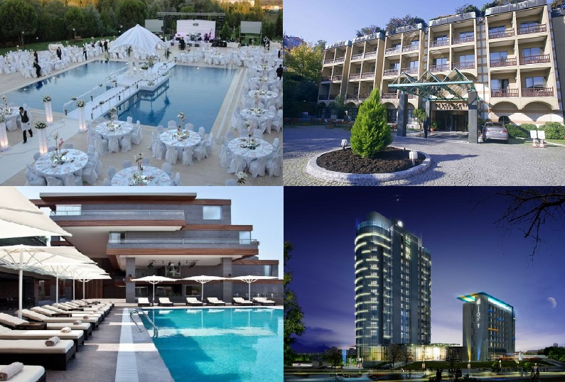 All Inclusive hotels in Bursa Turkey