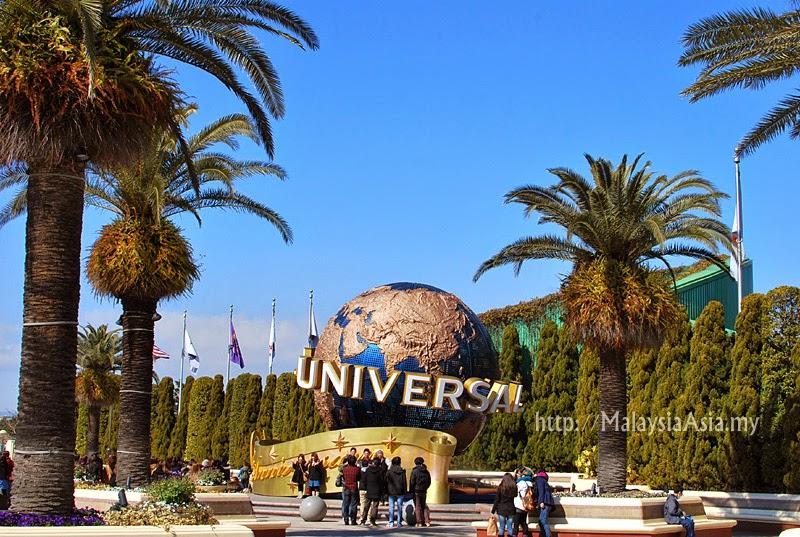 Universal Studios Osaka Japan