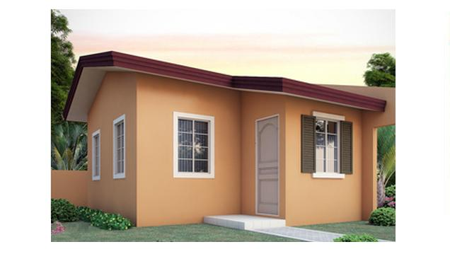 Bianca One Storey Townhouse in Camella Carcar Cebu