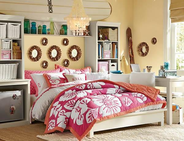Dise os de cuartos para ni as j venes decoracion endotcom for Disenos de cuartos de ninas