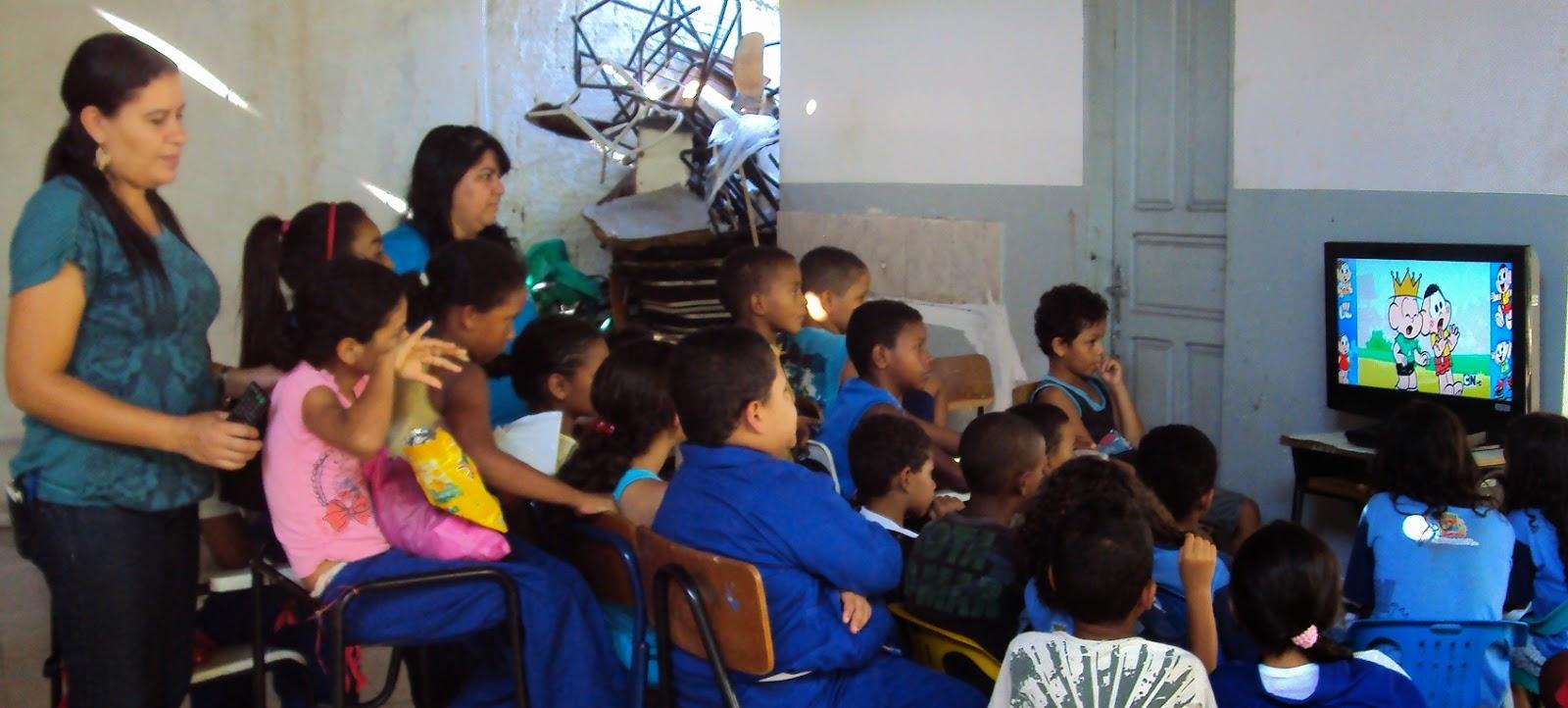 Justificativa do programa mais educação