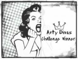 Arty Divas Winner Challenge #30 October 2020