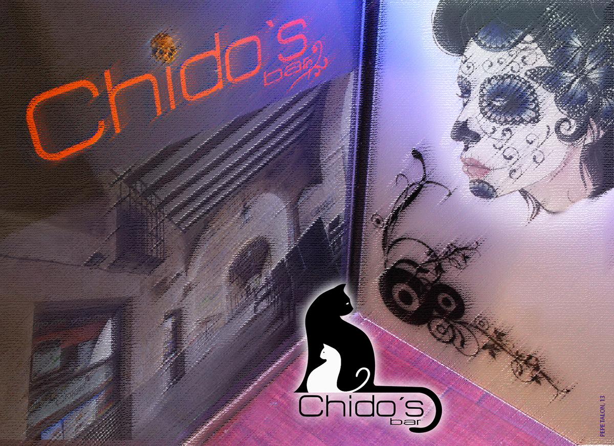 IMAGEN Restaurante Mexicano CHIDO's bar Salamanca