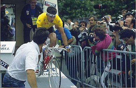 CyclingHistory: Pedro Delgado, luces y sombras. Parte VII. 1989 ,  Luxemburgo.