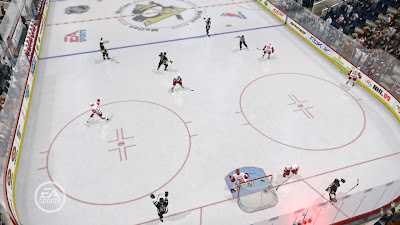 NHL 09 Screenshots 1