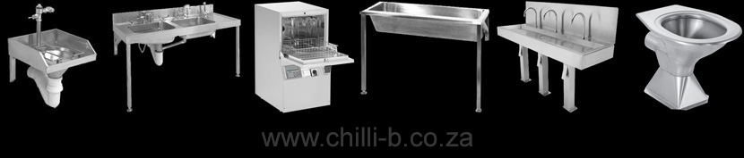 Chilli-B Industrial Sanitary ware